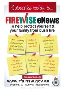 Firewise enews